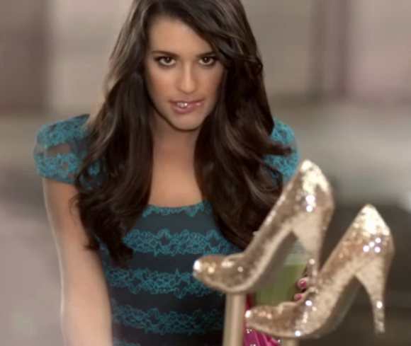 Lea Michelle Candies Werbespot Lea Michele: Candies Werbespot