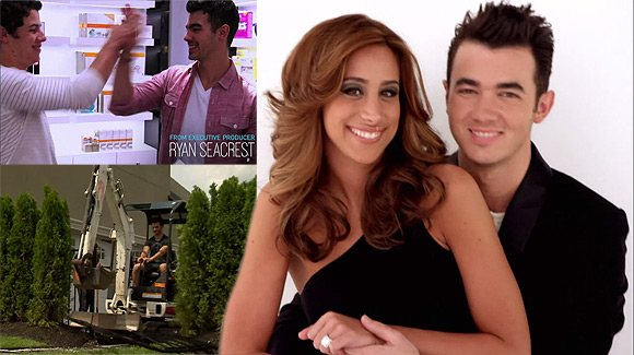 Married to Jonas Sneak Peek 1 Danielle und Kevin Jonas: Married to Jonas Sneak Peek