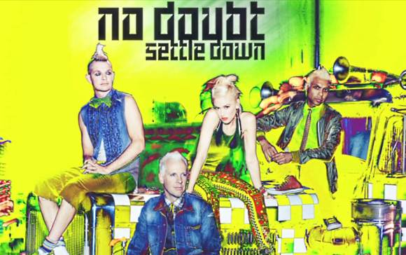 No Doubt Settle Down No Doubt: Settle Down Musikvideo Teaser