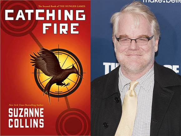 Philip Seymour Hoffman Catching Fire Hunger Games: Philip Seymour Hoffman bekommt Hauptrolle in Catching Fire