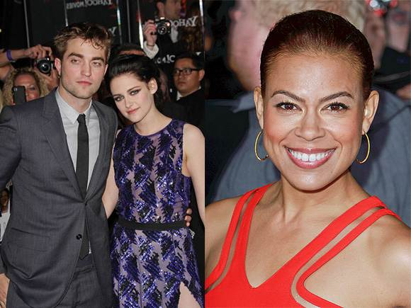 Robert Pattinson Kristen Stewart Toni Trucks Breaking Dawn Star Toni Trucks begeistert von Robert Pattinson & Kristen Stewart