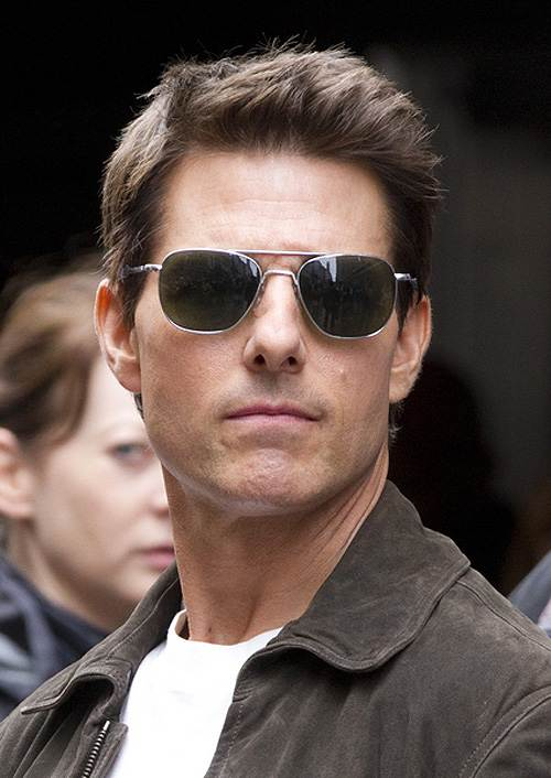 Tom Cruise Oblivion Dreh New York Juni 2012 Tom Cruise ist der Topverdiener Hollywoods