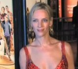 Uma Thurman zum dritten Mal Mutter [Video]