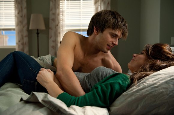 """The Apparition"" Stills mit Ashley Greene und Tom Felton"