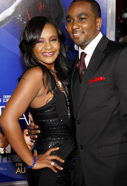 Bobbi Kristina Brown & Nick Gordon | PR Photos