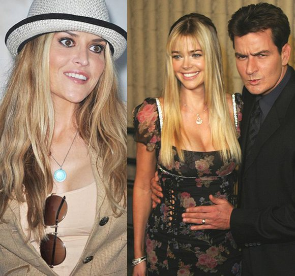 Charlie Sheen Denise Richards Brooke Mueller Charlie Sheen und Denise Richards: Geburtstagsparty für Brooke Mueller