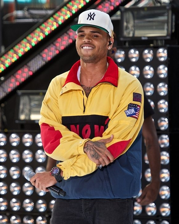 Chris Brown Today Show Juni 2012 Chris Brown versteht Antipathie nach Rihanna Vorfall