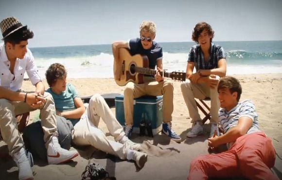 One-Direction-Wonderwall-Cover