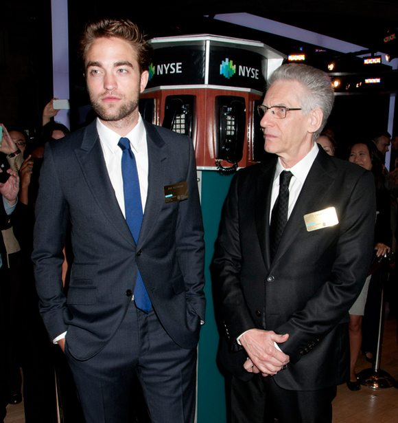Robert-Pattinson-David-Cronenberg-New-York-Boerse-3