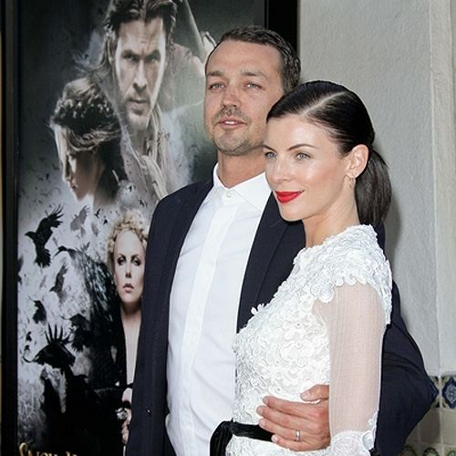 Rupert Sanders Liberty Ross Snow White Screening Los Angeles Rupert Sanders & Liberty Ross wiedervereint in Beverly Hills