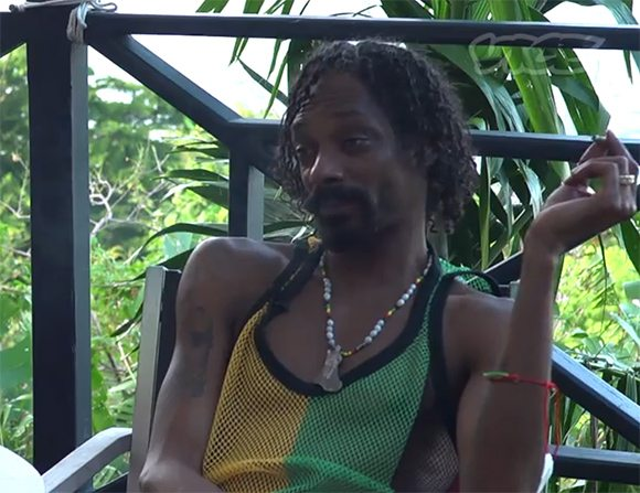 Snoop Dogg Snoop Lion Reinkarnation Aus Snoop Dogg wurde Snoop Lion!