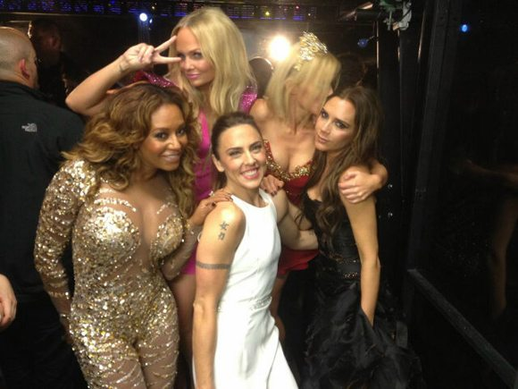 Spice Girls Olympia 2012 London 6 Spice Girls Reunion bei den olympischen Spielen in London
