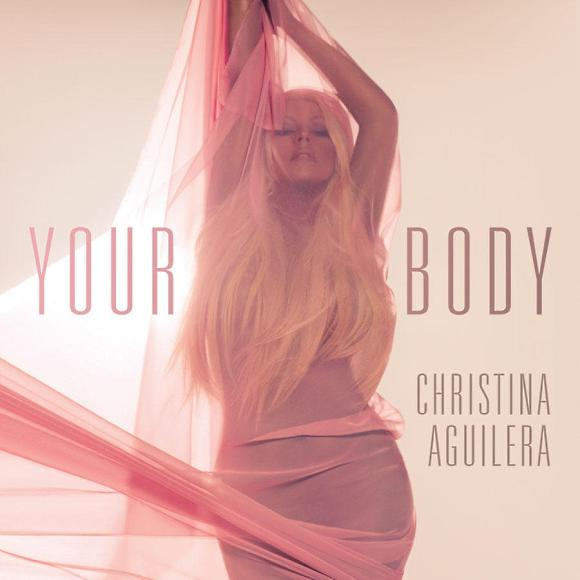 Christina Aguilera Your Body Cover Christina Aguilera: Wiedergeburt mit neuen Album Lotus