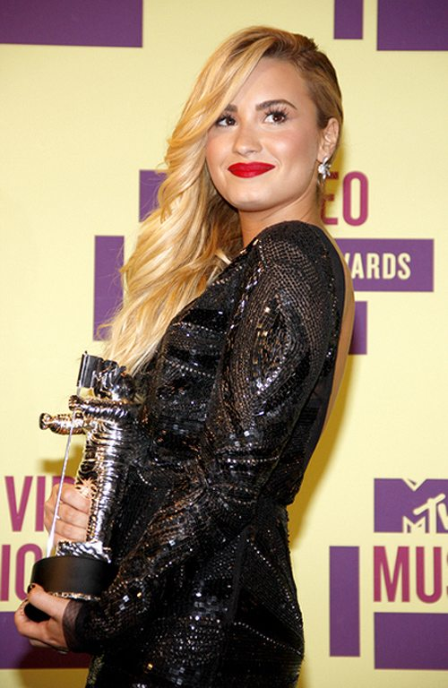 Demi Lovato MTV Video Music Awards 2012 Pressroom 6 Demi Lovato bereut viele ihrer Tattoos