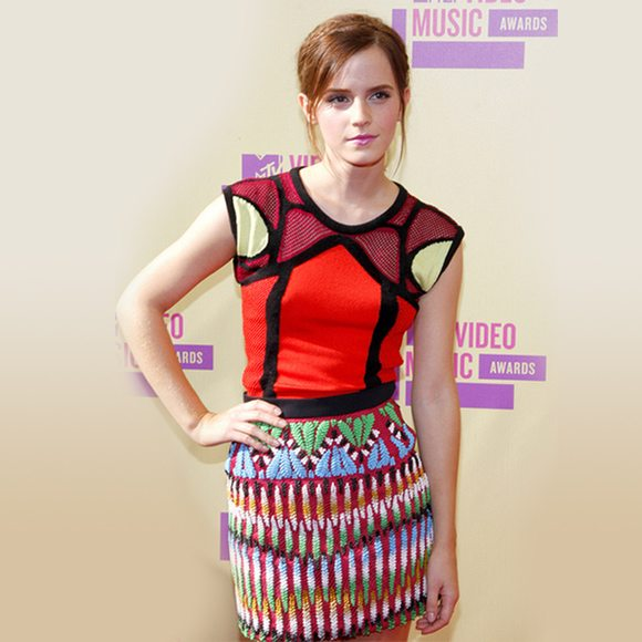 Emma Watson MTV Video Music Awards 580 Emma Watson mit Ezra Miller bei den MTV Video Music Awards 2012