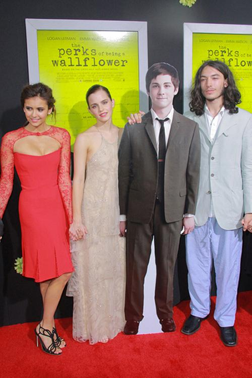 """The Perks of Being A Wallflower"" Premiere in Hollywood"