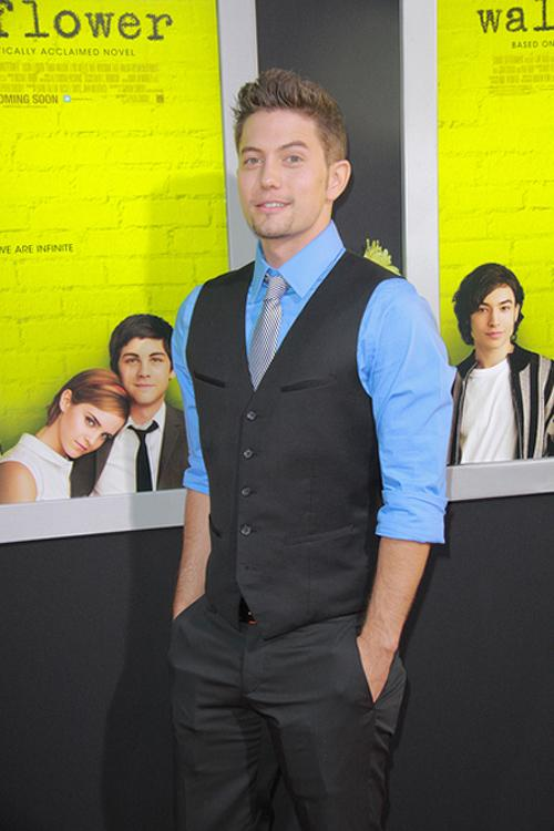 Jackson Rathbone Perks of Being A Wallflower Premiere 1