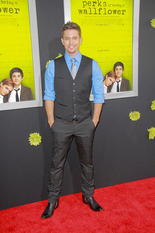 Jackson Rathbone Perks of Being A Wallflower Premiere 2