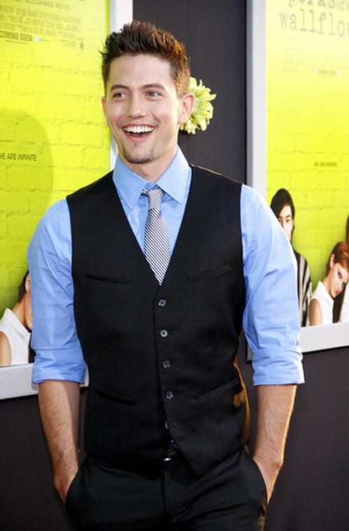 Jackson Rathbone Perks of Being A Wallflower Premiere 5