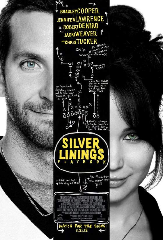 "Jennifer Lawrence Bradley Cooper The Silver Linings Playbook Jennifer Lawrence & Bradley Cooper: Zweiter Trailer zu ""The Silver Linings Playbook"""