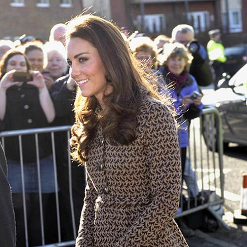 Kate Middleton Oxford 2012 Kate Middleton Nacktbild Skandal: Palast spricht von Raffgier