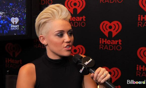 Miley Cyrus Billboard Interview iHeartRadio Festival Miley Cyrus: Neues Album Anfang 2013?