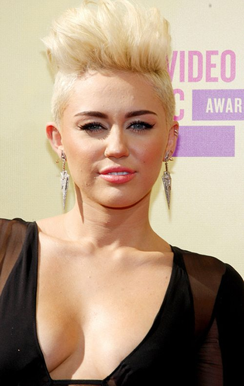 Miley Cyrus MTV Video Music Awards 2012 7 Miley Cyrus spricht über Nick Jonas Song Wedding Bells