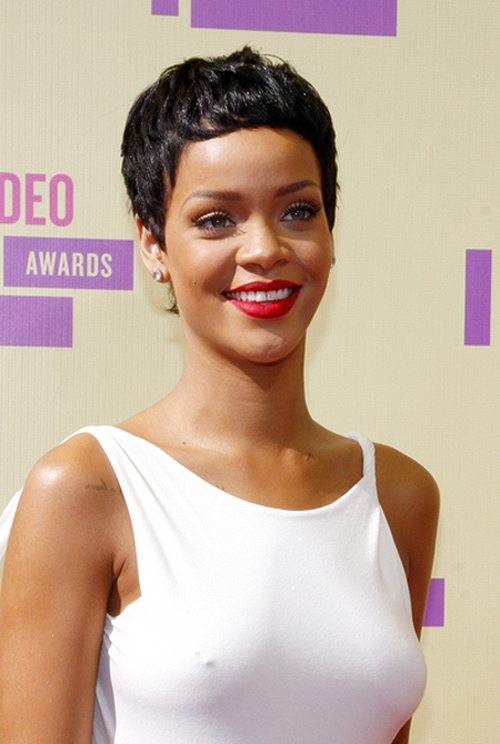 Rihanna bei den MTV Video Music Awards 2012