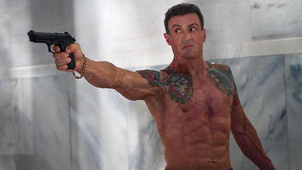 Sylvester Stallone Bullet to the Head Sylvester Stallone in Bullet to the Head Trailer