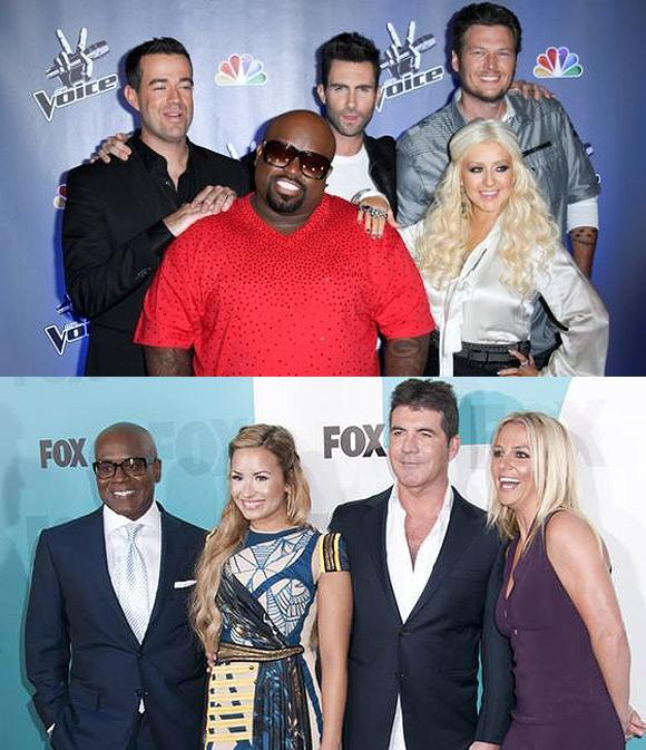 The-X-Factor-The-Voice