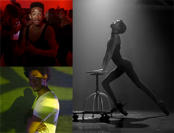 Willow Jaden Trey Smith Musikvideo AcE feat. Jaden & Willow Smith: Find You Somewhere Musikvideo