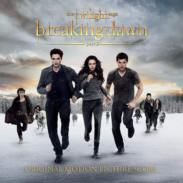 Breaking Dawn 2 Score Cover Breaking Dawn 2: Songliste vom Score enthüllt