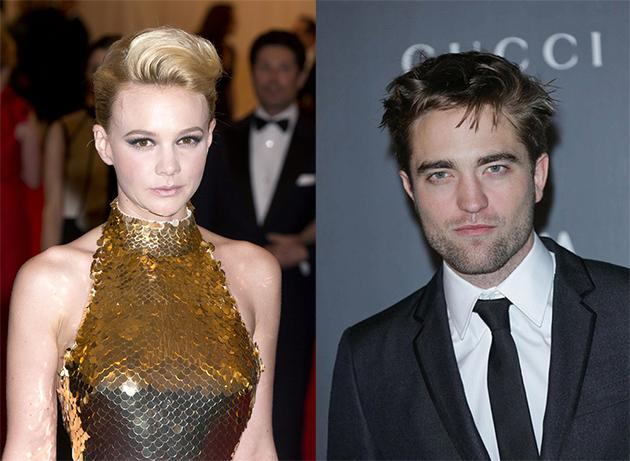 Carey Mulligan Robert Pattinson Robert Pattinson: Details zu Hold On To Me