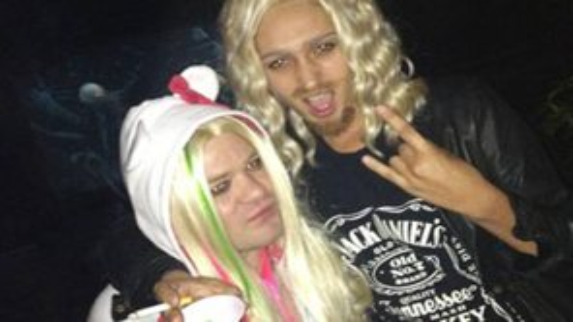 Deryck-Whibley-Avril-Lavigne-Halloween-Vorschau