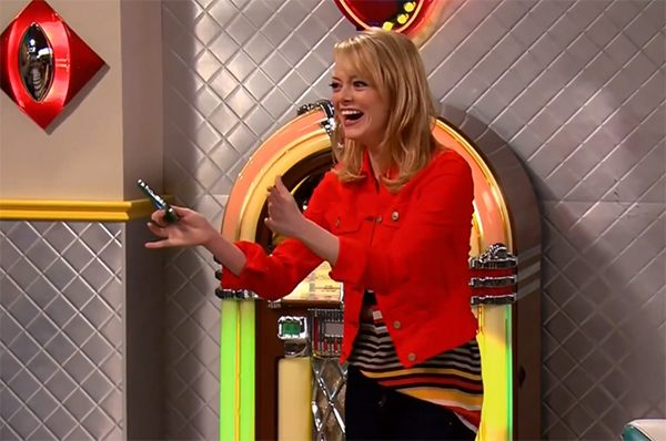 Emma Stone iCarly Emma Stone: Gastrolle bei iCarly [Video]