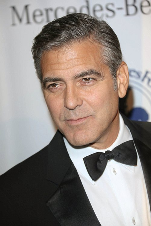George Clooney Carousel of Hope Ball 1 George Clooney: Gesangseinlage bei Charity Gala