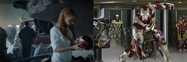 Iron Man 3 3 Robert Downey Jr. & Gwyneth Paltrow: Iron Man 3 Stills