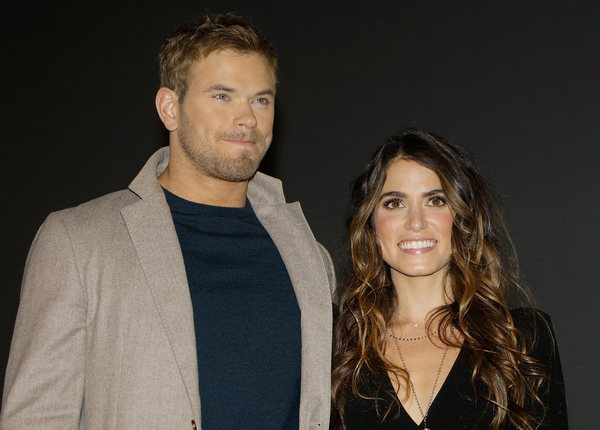 Kellan Lutz Nikki Reed Breaking Dawn 2 Photocall London 3 Kellan Lutz und Nikki Reed: Breaking Dawn 2 Fan Event