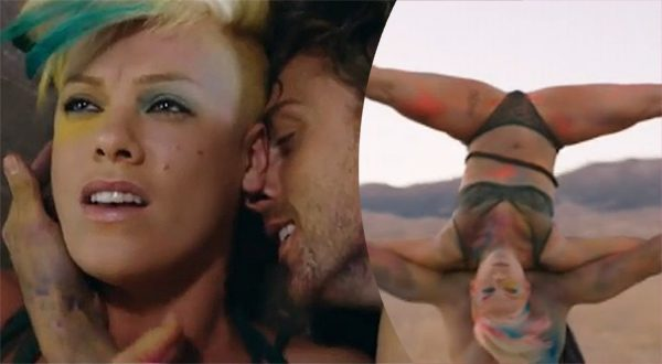 Pink-Try-Musikvideo