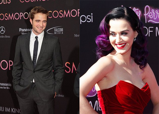 Robert Pattinson Katy Perry Robert Pattinson will Katy Perry auf Breaking Dawn Premiere sehen