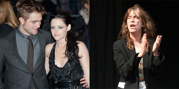 Robert Pattinson Kristen Stewart Patti Smith Robert Pattinson & Kristen Stewart: Punklegende Patti Smith ist ein Fan