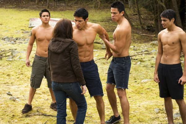 Twilight Wolf Pack Bella Nach Breaking Dawn: Twilight Spinoff mit den Wölfen?