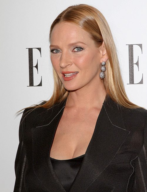 Uma Thurman Elle Women in Hollywood 2 Uma Thurman verrät den Namen ihrer Tochter