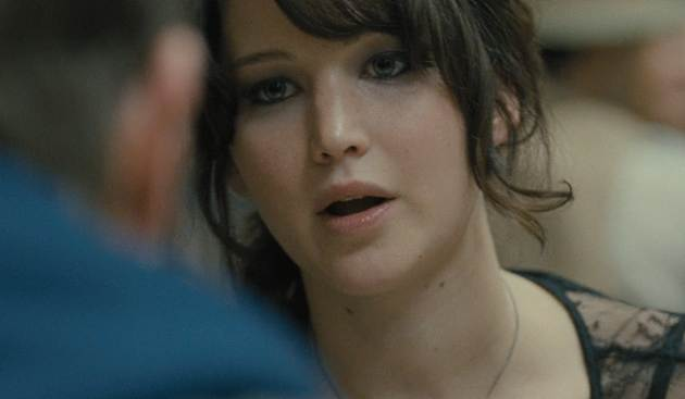 Jennifer Lawrence Bradley Cooper Silver Linings Playbook Clip