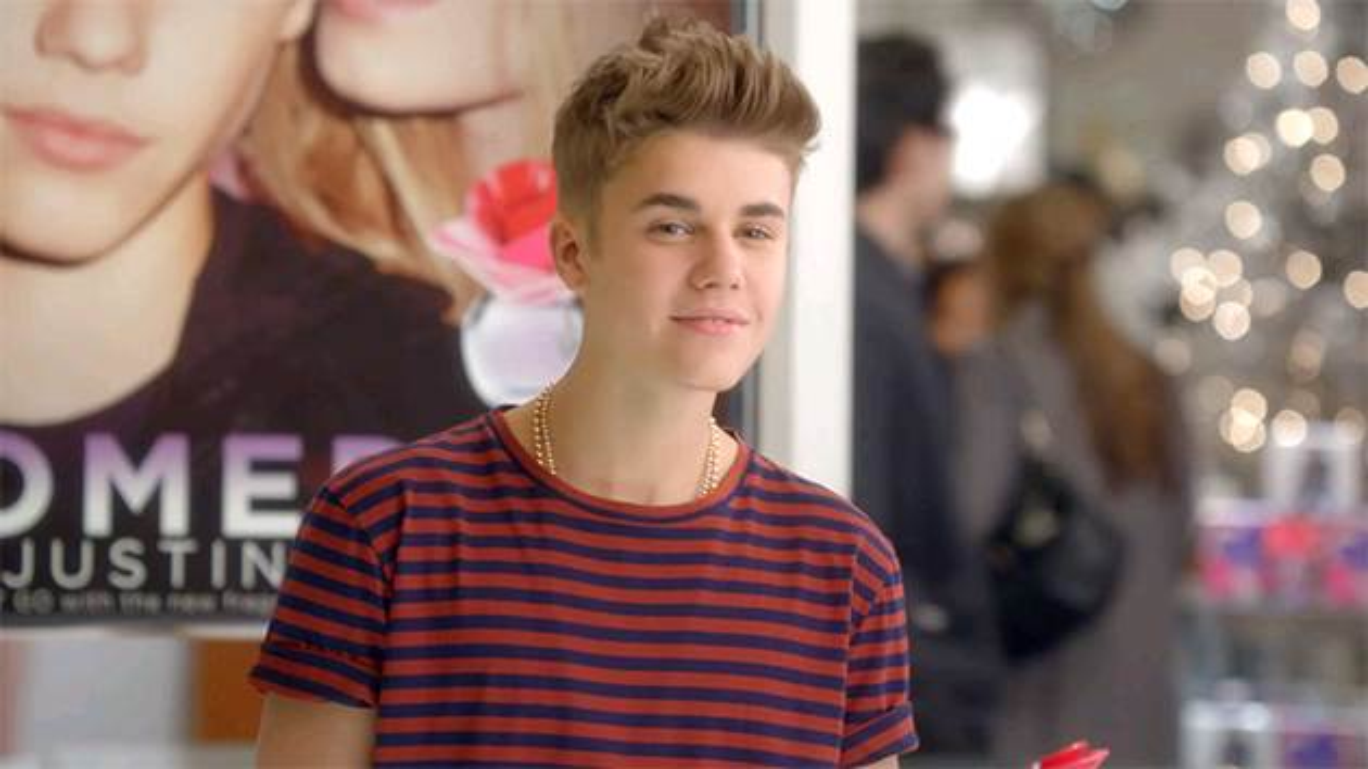 Justin-Bieber-Black-Friday-Macys-Werbespot