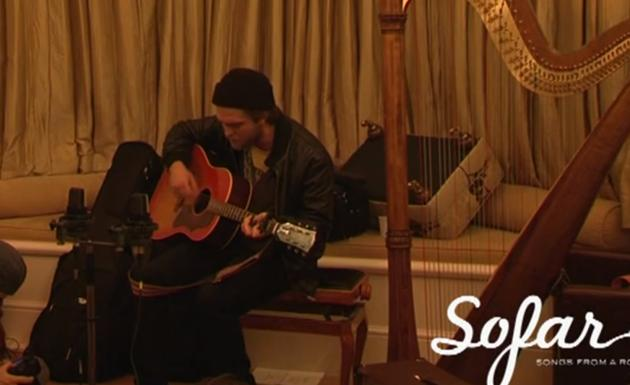 Robert-Pattinson-Songs-From-A-Room