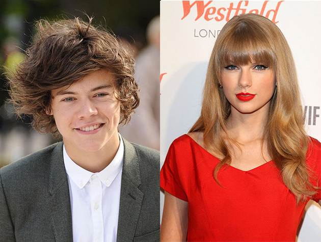 Taylor Swift Harry Styles Foto