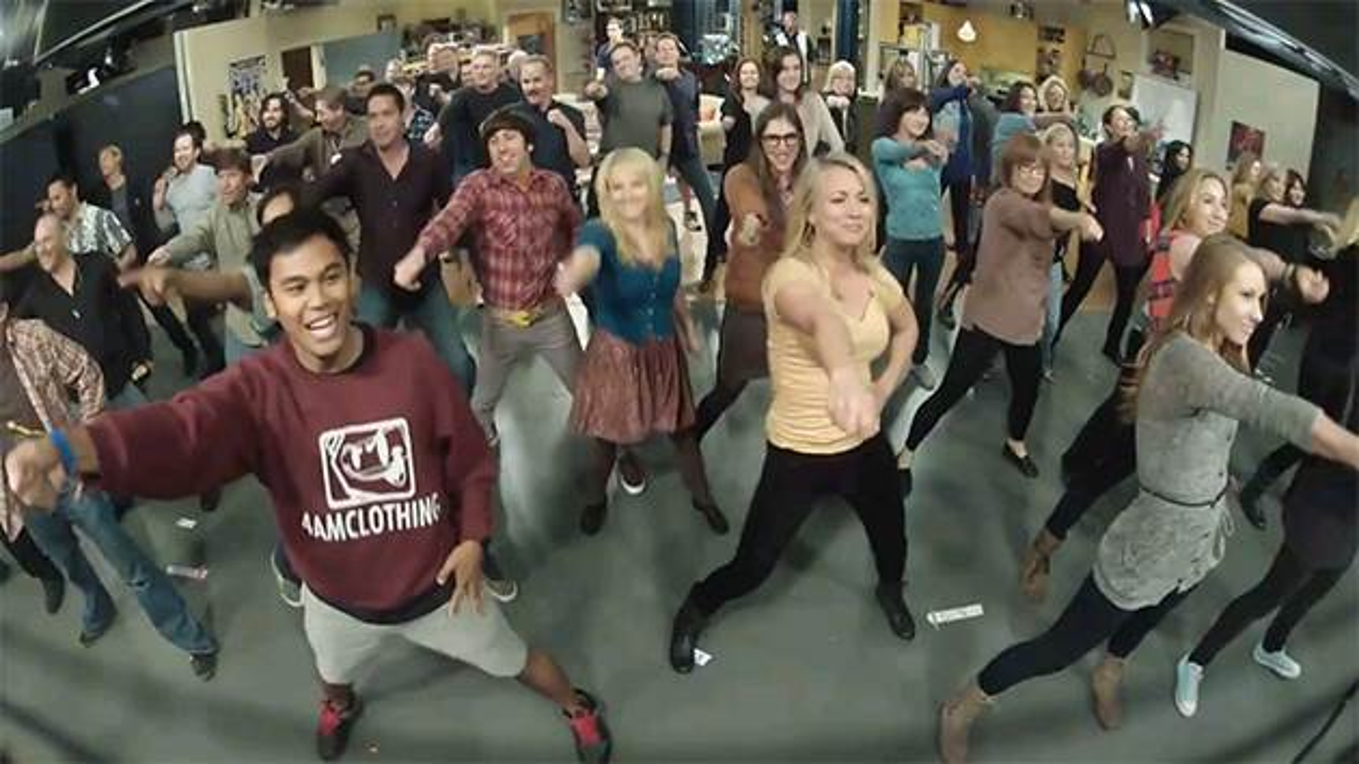 The-Big-Bang-Theory-Flash-Mob