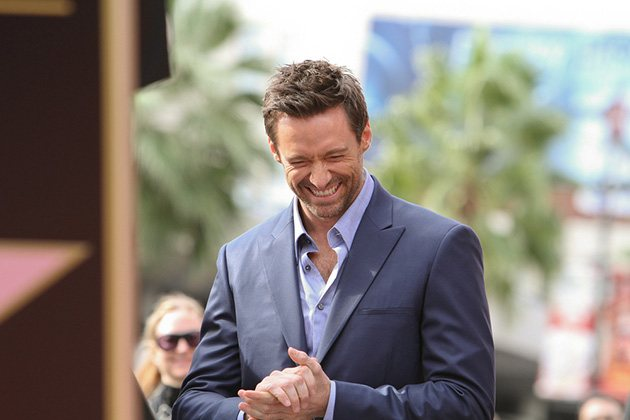 Hugh Jackman Walk of Fame 5
