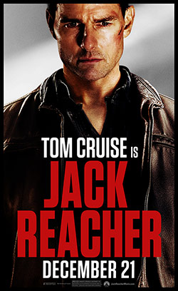 Jack Reacher Poster Tom Cruise